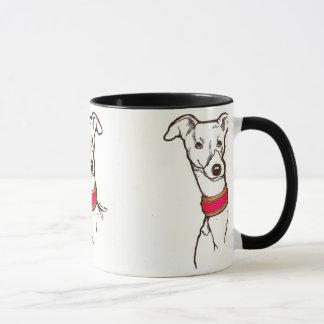 Roo Portrait Ringer Mug