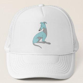 Roo Sitting (BLUE & GREY) Trucker Hat
