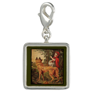 Roodkapje Dutch Red Riding Hood Charms