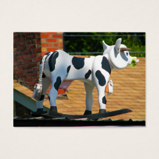 Roof Cow Business Card