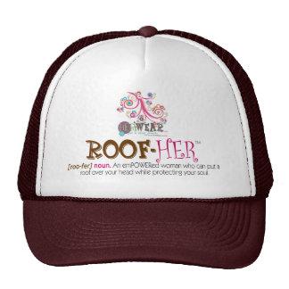 roof-HER Baseball Hat