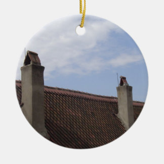 Roof Line Christmas Ornaments