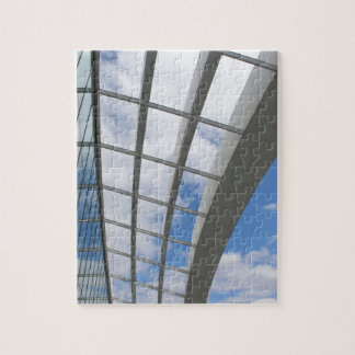 Roof of The Sky Garden, London Puzzles
