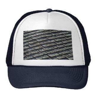 Roof shingles trucker hats