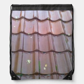 roof tiles cinch bags