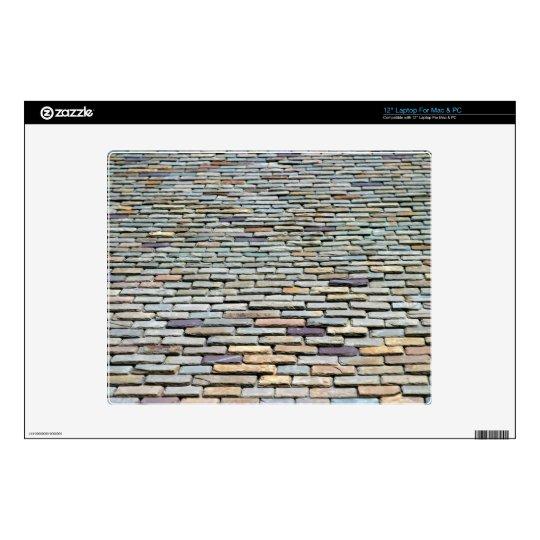 Roof Tiles Laptop Skins