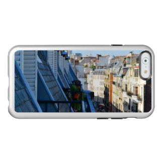 roof top balcony in a Paris France arrondissement Incipio Feather® Shine iPhone 6 Case