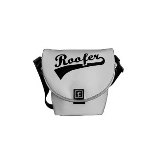 Roofer Messenger Bag