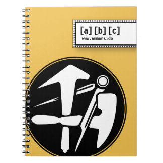 Roofer note book