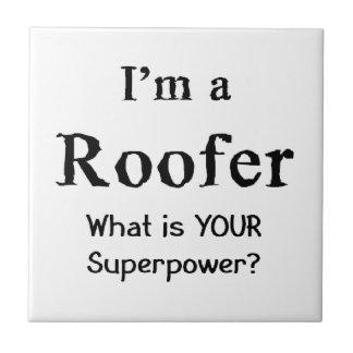 Roofer Tile