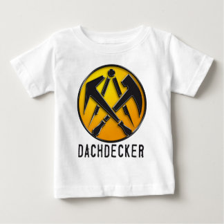 Roofers craftsmen baby T-Shirt