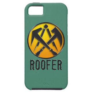 Roofers craftsmen symbol roof more tiler iPhone SE/5/5s case