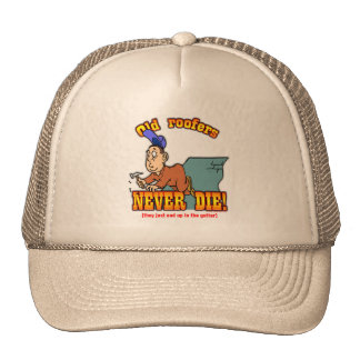 Roofers Hats