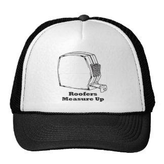 Roofers Measure Up Trucker Hat