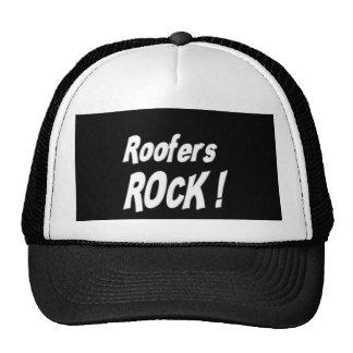 Roofers Rock! Hat