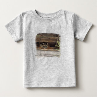 Roofie Raccoon Infant T-Shirt