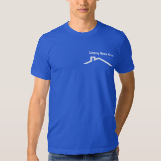 Roofing Construction Tshirts