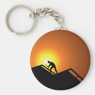 Roofing Keychains