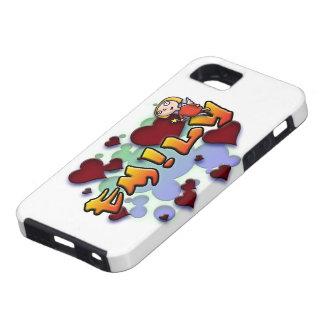 roofridge name Emily ski RTS and products iPhone SE/5/5s Case