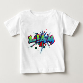 Roofridge name Liam with! as i Baby T-Shirt