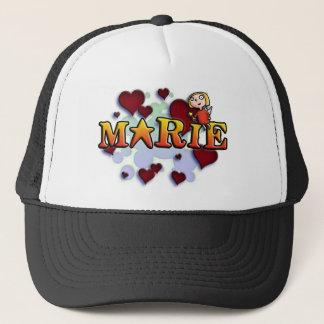 roofridge name Marie ski RTS and products Trucker Hat