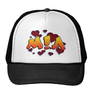roofridge name Mia for T-shirts and more other pro Trucker Hat