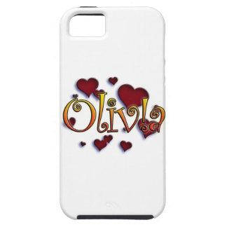 roofridge name Olivia ski RTS and products iPhone SE/5/5s Case