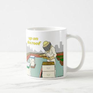 Rooftop Beekeeper - Mug