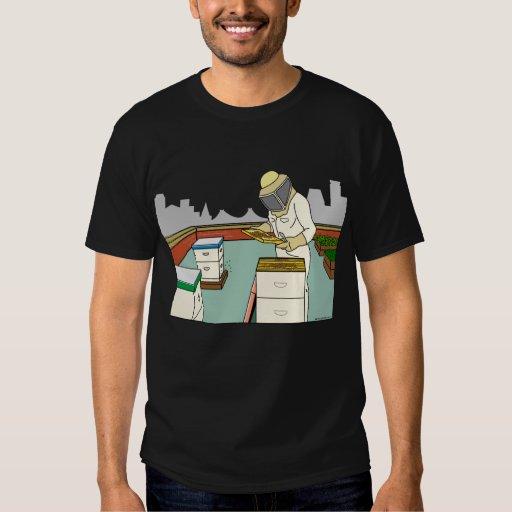 Rooftop Beekeeper - T-shirt