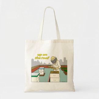 Rooftop Beekeeper - Tote Bag