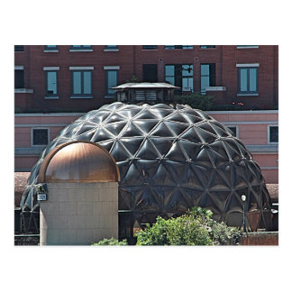 Rooftop Dome Postcard