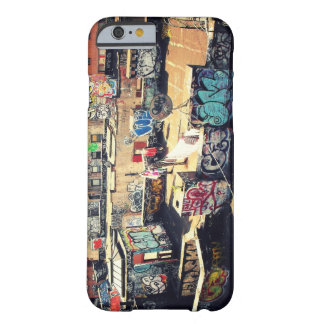 Rooftop Graffiti in Chinatown Barely There iPhone 6 Case
