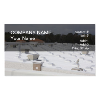 rooftop heat pump Double-Sided standard business cards (Pack of 100)
