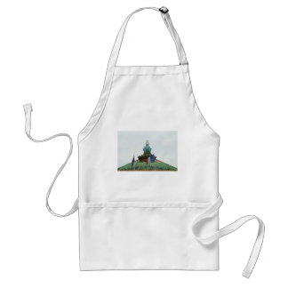 Rooftop of the Opera Garnier in Paris, France Adult Apron