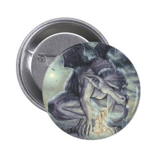 Rooftop Vigil Badge/Button Pinback Button