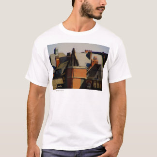Rooftops by Doc Preacher T-Shirt