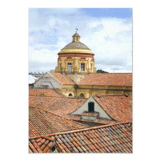 Rooftops in Bogota Custom Announcements