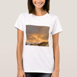 Rooftops Sunset T-Shirt