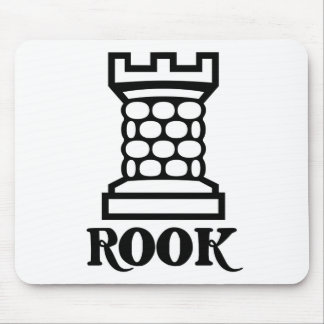 Rook / Castle Mouse Pad