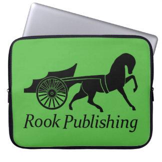 """Rook Publishing 15"""" Laptop Sleeve"""