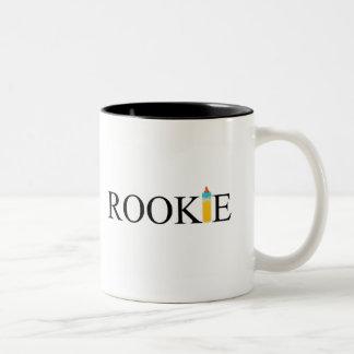 Rookie (Bottle) Mugs