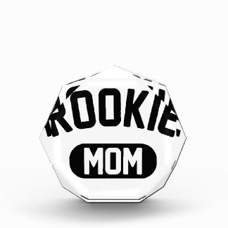 Rookie Mom Acrylic Award