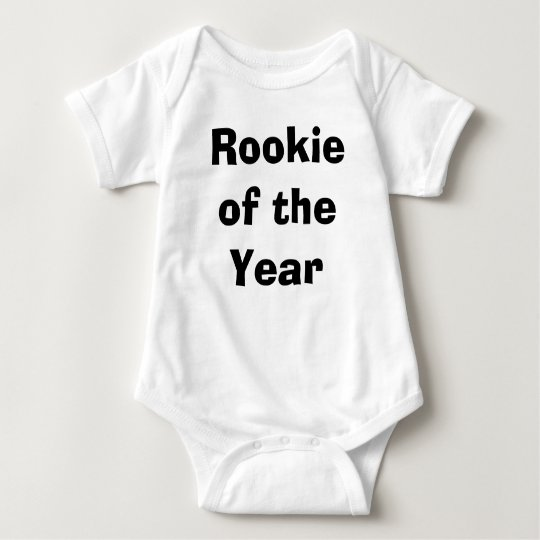 Rookie of  the Year Baby Bodysuit