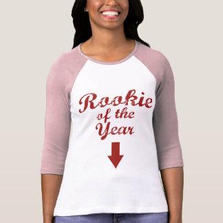 rookie of the year baseball maternity shirt