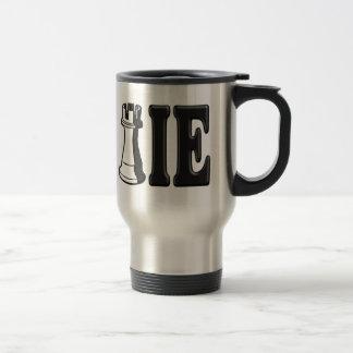 ROOKIE (Rook Chess Piece + ie) Coffee Mug