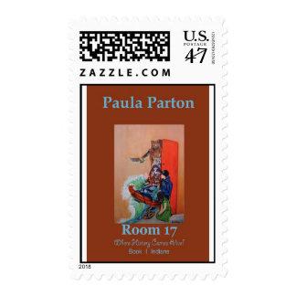 Room 17 Stamp