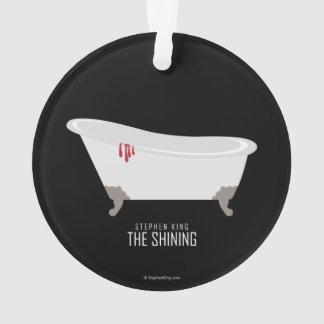 Room 217 Bathtub Ornament