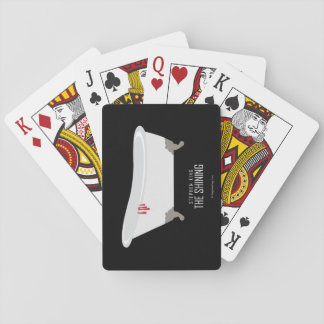 Room 217 Bathtub Playing Cards