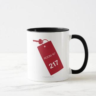 Room 217 Keys Mug