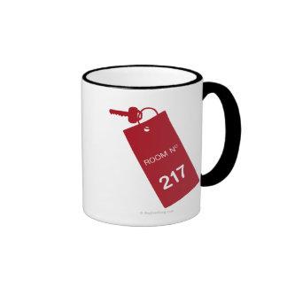 Room 217 Keys Ringer Coffee Mug